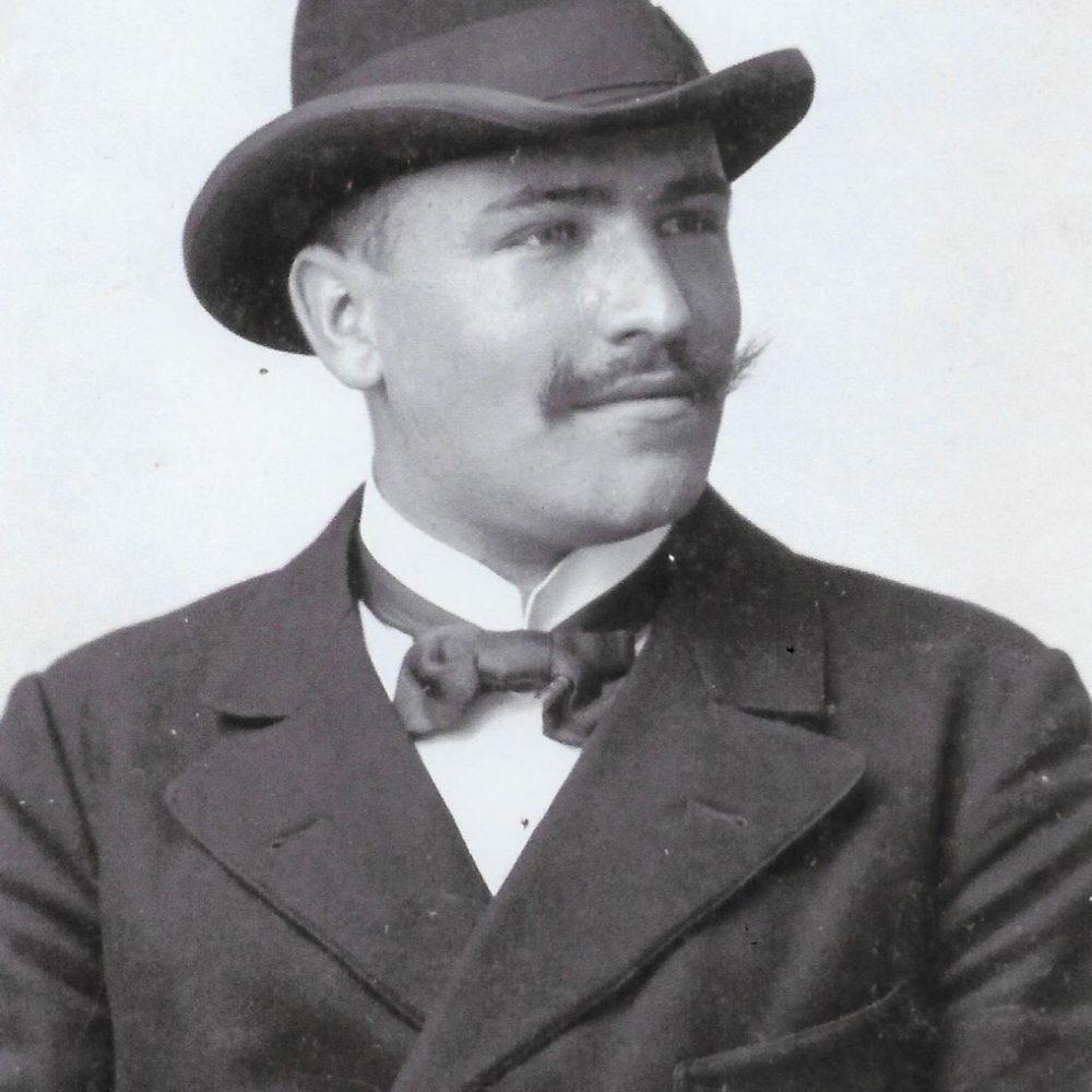 Firtz Tochtermann (1878-1948), um 1900