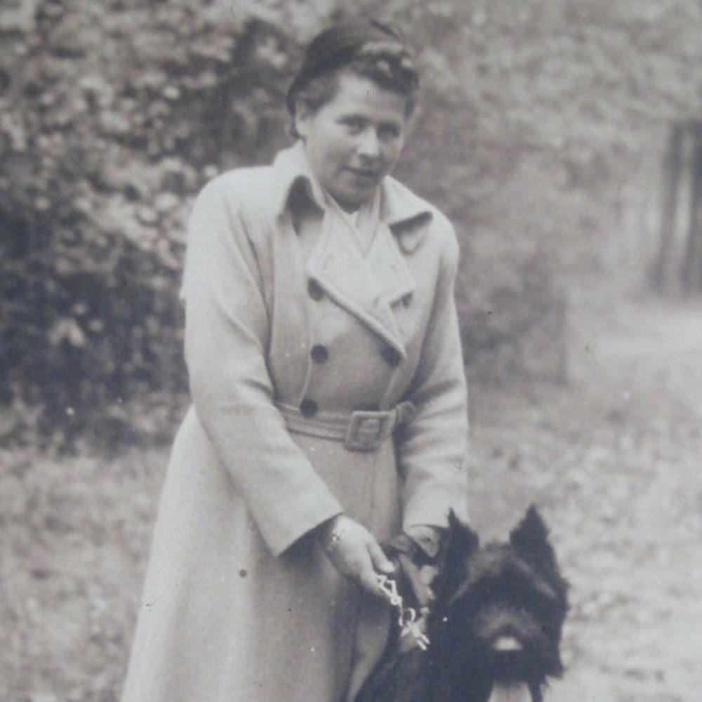 Hiltrud Tochtermann 1948