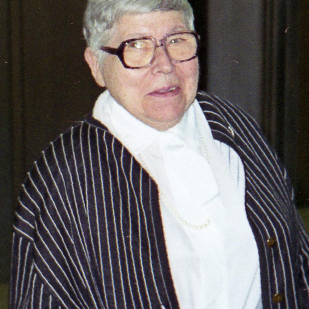 Hiltrud Tochtermann 1996